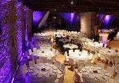 Sala interna cena di gala